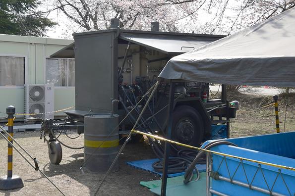 「野外入浴セット2型」の画像検索結果